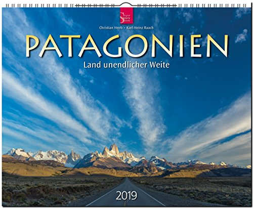 GF-Kalender PATAGONIEN - Land unendlicher Weite 2019