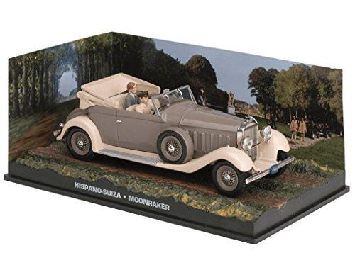 007 James Bond Car Collection #59 Hispano-Suiza (Moonraker)