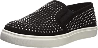 studded slip on sneakers