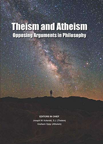 Compare Textbook Prices for Theism and Atheism: Opposing Arguments In Philosophy  ISBN 9780028664453 by Macmillan Reference USA