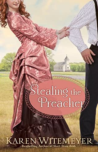 book cover of Stealing the Preacher