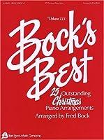 Bock's Best: Piano Solo