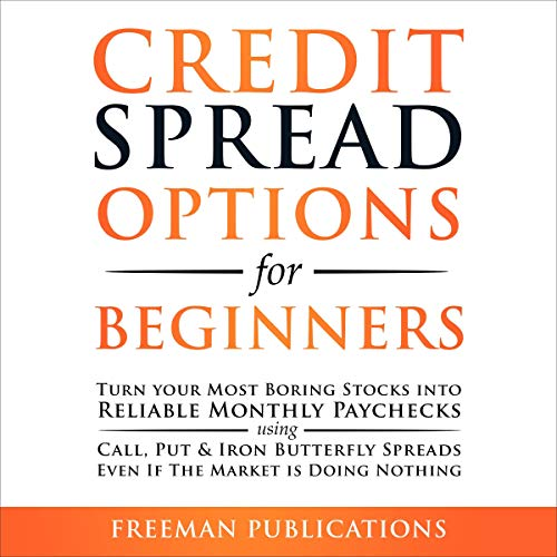 Credit Spread Options for Beginners cover art