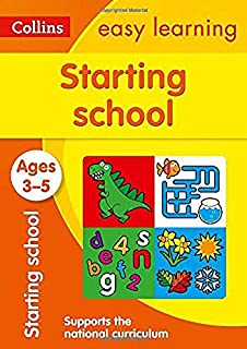 Starting School Ages 3-5: Ideal for Home Learning