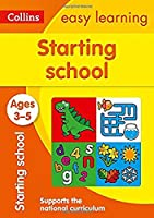 Starting School: Ages 3-5 (Collins Easy Learning)