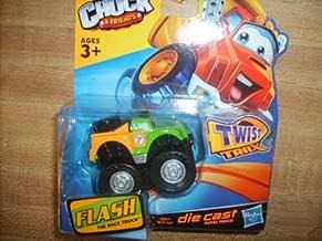 Tonka Chuck & Friends Flash The Race Truck Twist Trax