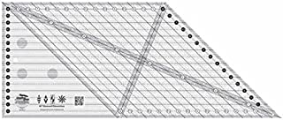 Creative Grids 45 Degree Diamond Dimensions Ruler CGREU2