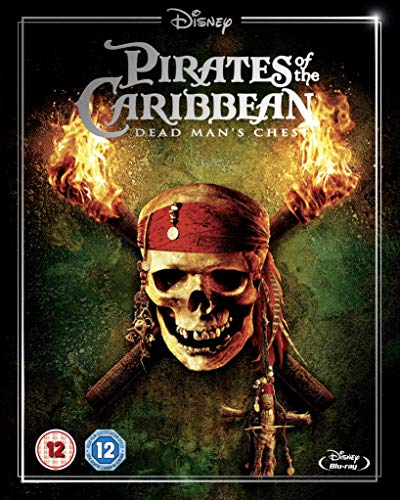 Pirates Of The Caribbean: Dead Man's Chest [Blu-ray] [2017] [Region Free]