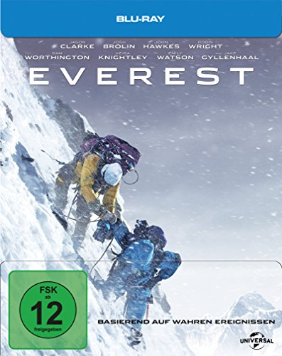 Everest - Steelbook [Blu-ray] [Limited Edition]