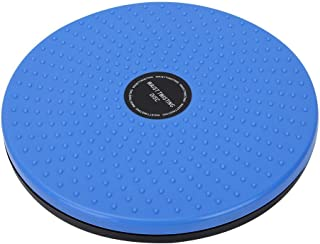 VGEBY Waist Twister,  Waist Disc Trainer Board Ankle Body Aerobic Exercise Fitness Slim Twister Plate Exercise Gear Weight Loss Foot Massage Plate