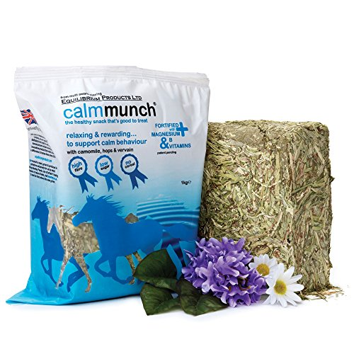 Equilibrium Calm Munch Horse Treats 1kg Clear