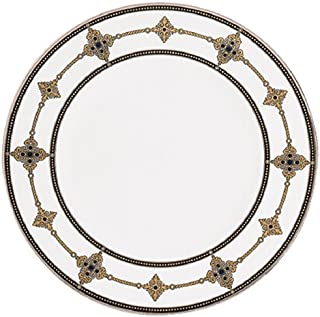 Lenox Vintage Jewel Platinum-Banded Bone China 5-Piece Place Setting Accent Plate 9.17093e+010