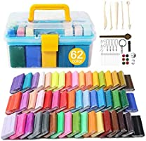 Polymer Clay Starter Kit(24 Colors,32 Colors)