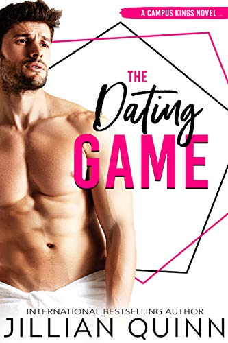 The Dating Game (Campus Kings Book 4) (English Edition)