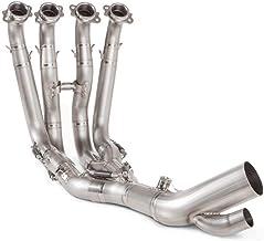 Akrapovic Exhaust Header - Titanium for 17-19 BMW S1000RR