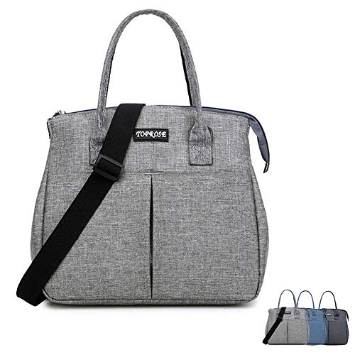 Large Insulated Lunch Bag for Women Men Adults with Removable Shoulder...