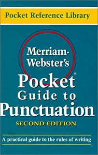 Pocket Guide to Punctuation