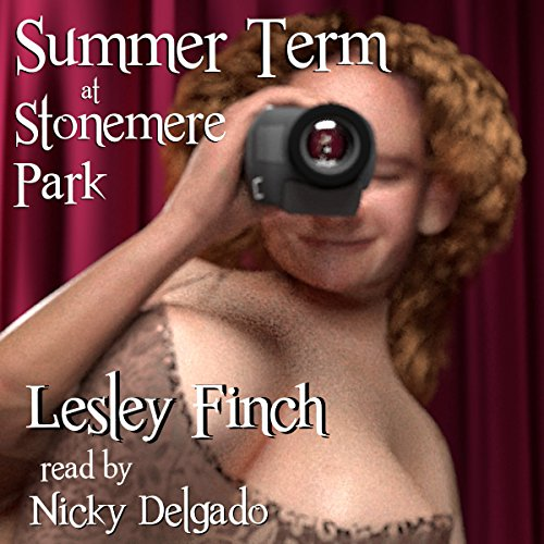 Summer Term at Stonemere Park audiobook cover art