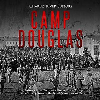 Camp Douglas audiobook cover art