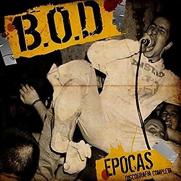 Épocas (Discografía Completa)