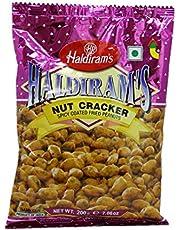 Haldirams Nut Cracker Spicy Coated Fried Peanuts, 200 gm