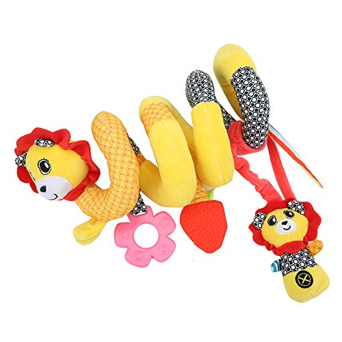 Sonajeros bebé Campana juguete recién nacido colgante sonajeros cama Campana educativa juguete calmante