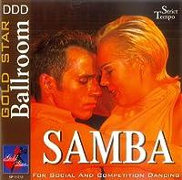 ゴールドスター・ボールルーム サンバ~社交ダンス・国際標準テンポ