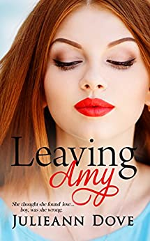 Leaving Amy (Amy Series Book 2) by [Julieann Dove]