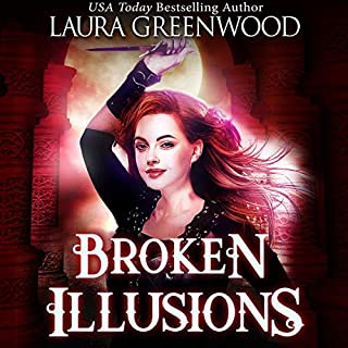 Broken Illusions audiobook cover art