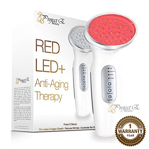 Project E Beauty RED Light Therapy Machine