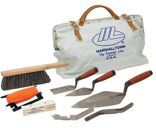 MARSHALLTOWN The Premier Line BTK1 Brick Tool Kit