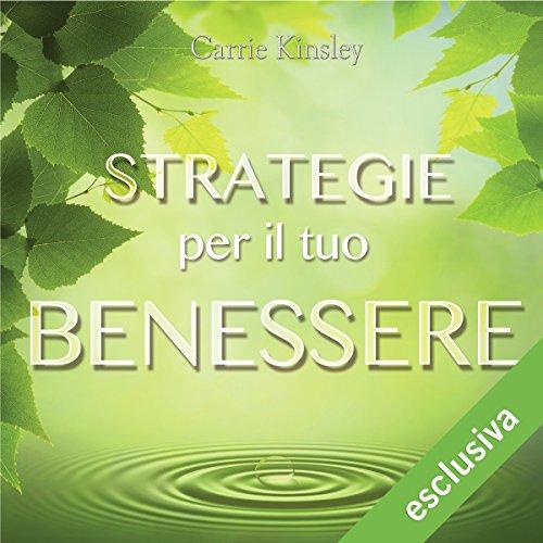 Strategie per il tuo benessere audiobook cover art