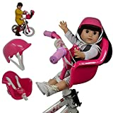 The New York Doll Collection Doll Bike Seat Carrier for...