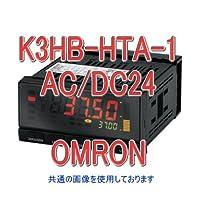 オムロン(OMRON) K3HB-HTA-1 AC/DC24 温度パネルメータ (白金測温抵抗体/熱電対入力) NN