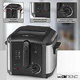 Zoom IMG-1 clatronic fr 3649 friggitrice 1600