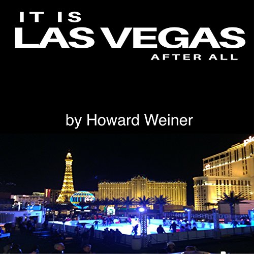 It Is Las Vegas After All audiobook cover art