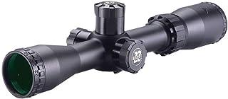 BSA Optics 22-27X32AOCWRTB Sweet 22 AO Compact 2X-7X 32mm Rifle Scope