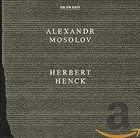 ALEXANDR MOSOLOV