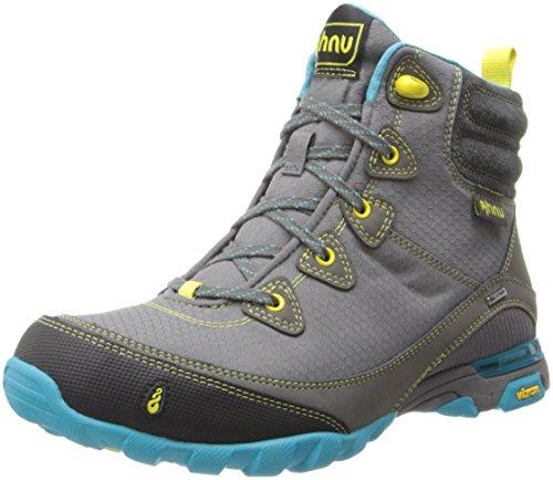 Ahnu Women's Sugarpine Hiking Boot,Dark Grey,9 M US