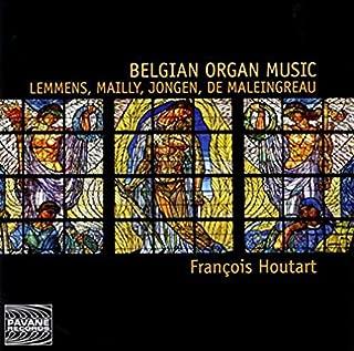 Belgian Organ Music