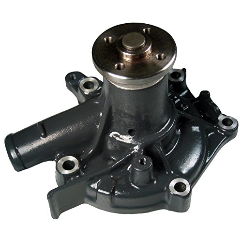 Rareelectrical New Water Pump Compatible With Caterpillar Fgc15 Fgc18 4G63 Engine By Part Numbers 3034898 220041933 920230 MD972457 A218276 16100-U2100-71 220036684 1232510 1041579 3141933 MD970338