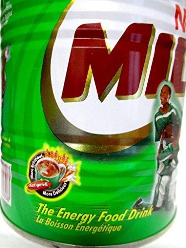 NESTLE MILO Schoko- Malz- Energy Drink Pulver 3er Pack (3 x 400g)