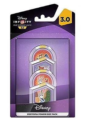 Infinity 3 EU Power Discs Zootropolis (PS4/PS3/Xbox One/Xbox 360/Nintendo Wii U)