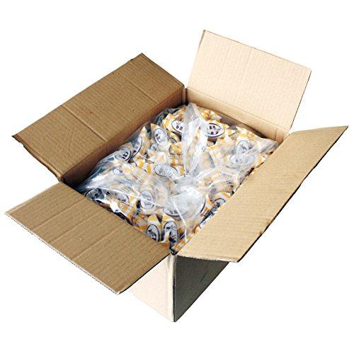 Muh-Muhs Original Sahne Toffees Box, 500gr, Sahnebonbons, Karamellbonbons, Bonbonbox, ca. 410 Bonbons