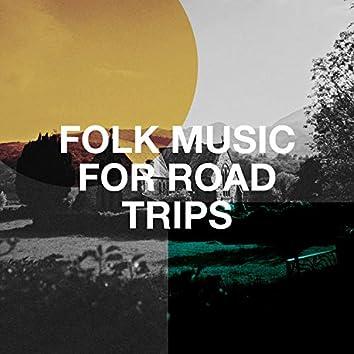 Folk Music for Road Trips