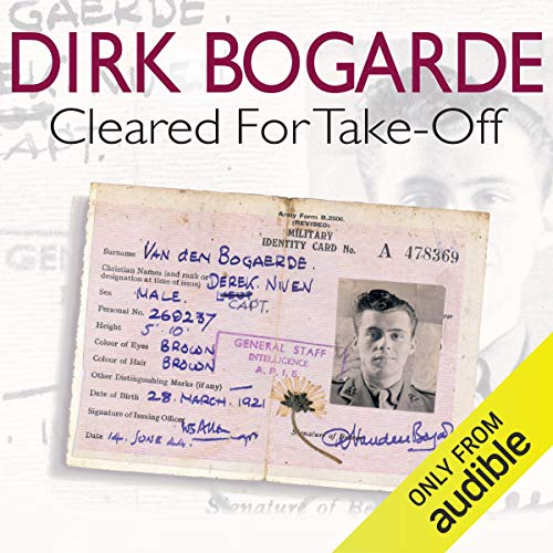 Cleared for Take-Off audiobook cover art