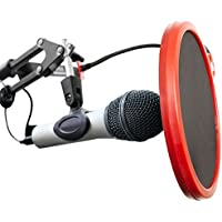 Deco Gear Universal Double Layer Pop Filter