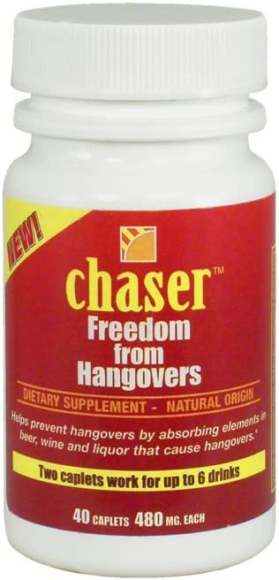 Chaser 40 Count Bottle product image