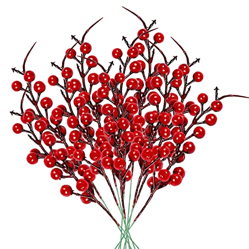 Flores Secas Manualidades Navidad flores secas  Marca RADCANE