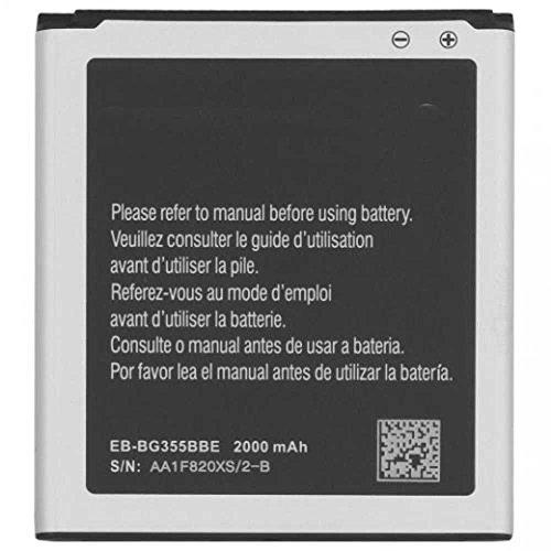 Todobarato24h Bateria Compatible con Samsung EB585157LU Compatible con Samsung Galaxy Core 2 G355 Galaxy Beam i8530, 2000mAh